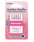 Sewing Machine Needle - Klasse EMBROIDERY Needle 90/14 - Pack 5