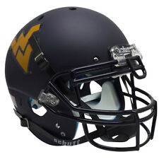 WEST VIRGINIA MOUNTAINEERS SCHUTT XP NCAA AUTHENTIC FOOTBALL HELMET