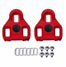 gobike88 Scada ARC10 Cleat Set, 7 Degree, LOOK KEO System, Red, AA8