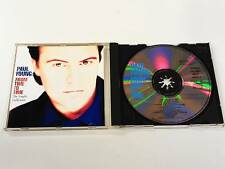 PAUL YOUNG FROM TIME TO TIME - THE SINGLES COLLECTION CD 1991