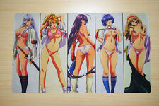 FREE TUBE Yugioh Play Mat MTG VG Playmat Large Mouse Pad Anime Sexy Girl #032