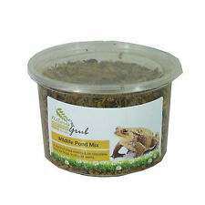 Natures Grub Wildlife Pond Feed Mix tadpoles, newts, fish