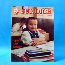 DDR FÜR DICH 24/1989 Karin Kania Oderbruch Pascal von Wroblewsky Hochzeit A