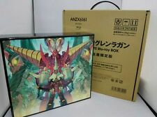 Gurren Lagann COMPLETE Blu-ray BOX (Limited Edition) New Anime Manga Japan EMS