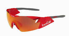 Occhiali Bollé 6TH SENSE Rosso Lens Rosso/GLASSES BOLLE' 6th SENSE RED LENS RED