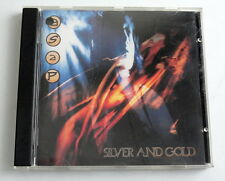A.S.A.P. - Silver And Gold CD on Engima Records, 1989