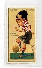 (Jn197-100)Players,Football Caricatures By MAC,William Rawlings ,1927 #28