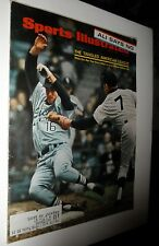 SPORTS ILLUSTRATED 5/8/67 MICKEY MANTLE ALI