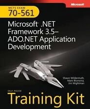 MCTS Self-Paced Training Kit (Exam 70-561): Microsoft® .NET Framework-ExLibrary