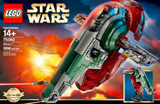NEW LEGO SLAVE ONE SET 75060 ucs star wars boba fett's sealed in box nib 1