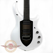 Brand New Music Man John Petrucci Majesty Electric Guitar Glacial Frost