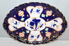 Royal Crown Derby - Imari 4591 - Tray/Dish - 1901 - Rare