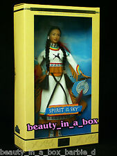 Spirit of the Sky Barbie Doll Native American Designed by Katiana Jimenez