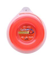 Cyclone .095-Inch-by-140-Foot Spool Commercial Grade 6-Blade 1/2-Pound Grass Tri