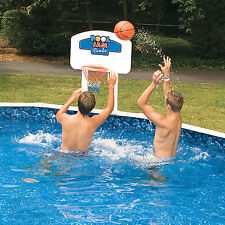 Swimline 9191Swimming Pool Jam For Above-Ground Pools Basketball / Volleyball