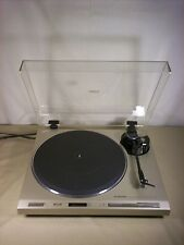 Vintage 1982 Pioneer PL-5 33/45RPM Direct Drive Turntable Needs a Needle