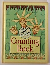 May Gibbs Counting Books H/C 1995 Learn To Count  Gumnut Babies Bibs Bibs Read