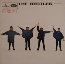 THE BEATLES HELP 1976 re-issue EX+/EX=