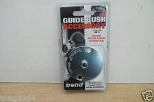 TREND GB10 PRECISION STEEL ROUTER GUIDE BUSH 10MM