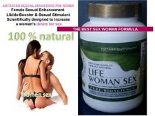 #1 Female Sex Enhancement Pill Libido Orgasm Sensation for Women Arousal Sexual