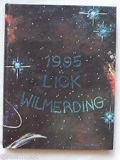 1995 LICK - WILMERDING HIGH SCHOOL YEARBOOK SAN FRANCISCO, CALIFORNIA  UNMARKED!