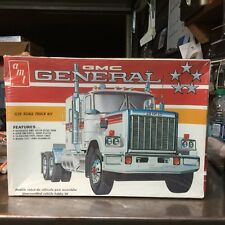 "*LQQK* AMT ""GMC GENERAL"" Model Truck Kit   SEALED   CHECKITOUT"