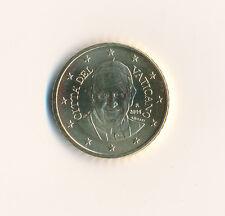 Vatikan 2014 - Original, offizielle 50 Cent Münze - Papst Franziskus
