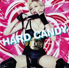 MADONNA : HARD CANDY / CD - TOP-ZUSTAND