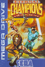 # Sega Mega Drive-Eternal Champions-Top/MD juego #