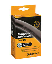 "Continental Tour 26 Mountain Bike Inner Tube 26"" x 1 3/8-1.75 Schrader - 40mm"