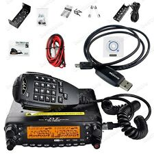 TYT TH-7800 Dual Band VHF UHF Car Truck Mobile Radio Transceiver & Cable B0030