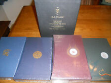 Tolkien Deluxe Edition Collection: Hobbit LOTR Silmarillion Hurin - LTD 500 Sets