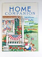 Mary Engelbreit Home Companion Magazine Paper Doll June July 2001
