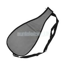 Adjustable Nylon SUP Boating Kayak Paddle Board Cover Bag Storage Pouch Gray