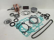 HONDA CRF 450R HOT RODS ENGINE REBUILD, CRANKSHAFT, PISTON, GASKETS 2007-2008