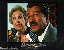 Edward de Souza Autograph - One Foot In The Grave - Signed 10x8 Photo - AFTAL