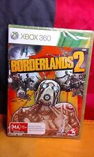 Borderlands 2 - Microsoft Xbox 360 - New & Sealed