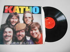 LP Pop Katho - Naerbilde (12 Song) POLYDOR NORWAY