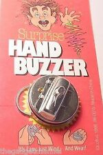 SHOCK SHOCKING HAND BUZZER JOKE TRICK GADGET BOYS TOY CHILDRENS PRANK PRESENT