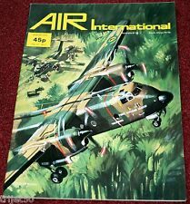 Air International 1976 August DHC5 Buffalo,Welkin