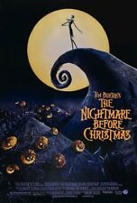 Nightmare Before Christmas Movie Poster 11x17 Mini Poster (28cm x43cm)