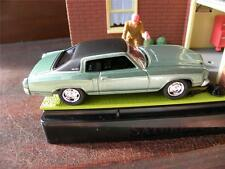 1970 CHEVY MONTE CARLO             2001 JOHNNY LIGHTNING TOMY    1:64 DIE-CAST