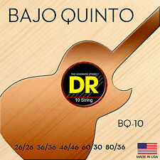 DR Strings BQ-10 BAJO QUINTO - 10-String Set