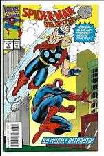 SPIDER-MAN UNLIMITED # 6 (GIANT SIZE, AUG 1994), NM