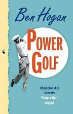 Power Golf by Ben Hogan (2010, Paperback)