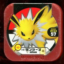 "POKEMON JETON COIN CARRE ""COUNTER"" - N° 8-42 JOLTEON"