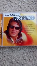 José Sings by José Feliciano (CD, Jan-2015, United Audio Entertainment)