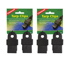 Coghlan's Tarp Clips: 4-pack Heavy Duty Clip Supports up to 240 lbs