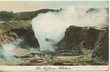 POSTCARD / NEW ZEALAND / NOUVELLE ZELANDE / THE INFERNO FIKITERE