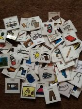 20 Bespoke(Choose your own) PECS/Boardmaker cards for autism/ASD/ADHD/SEN/stroke